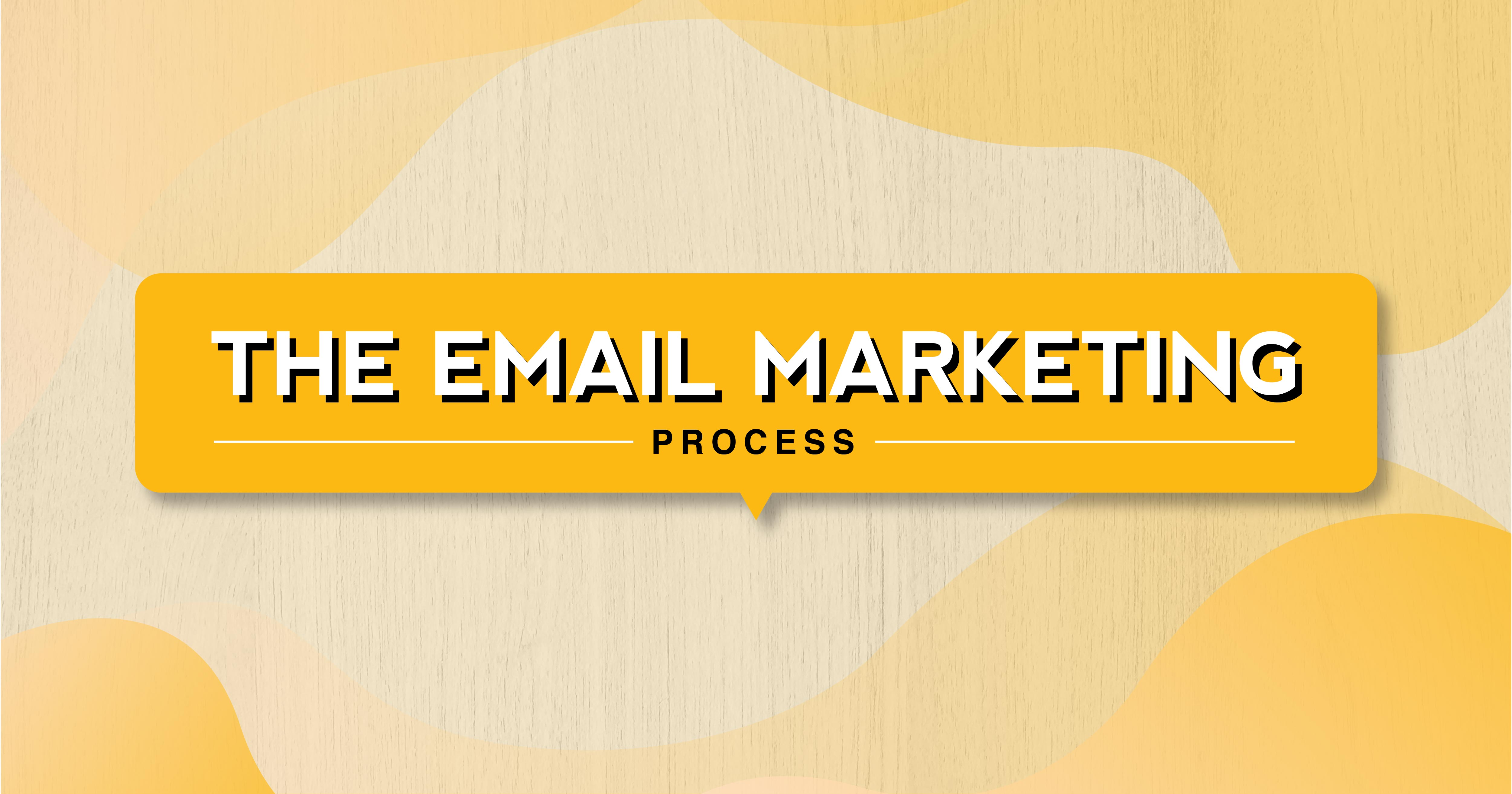 The Email Maketing Process
