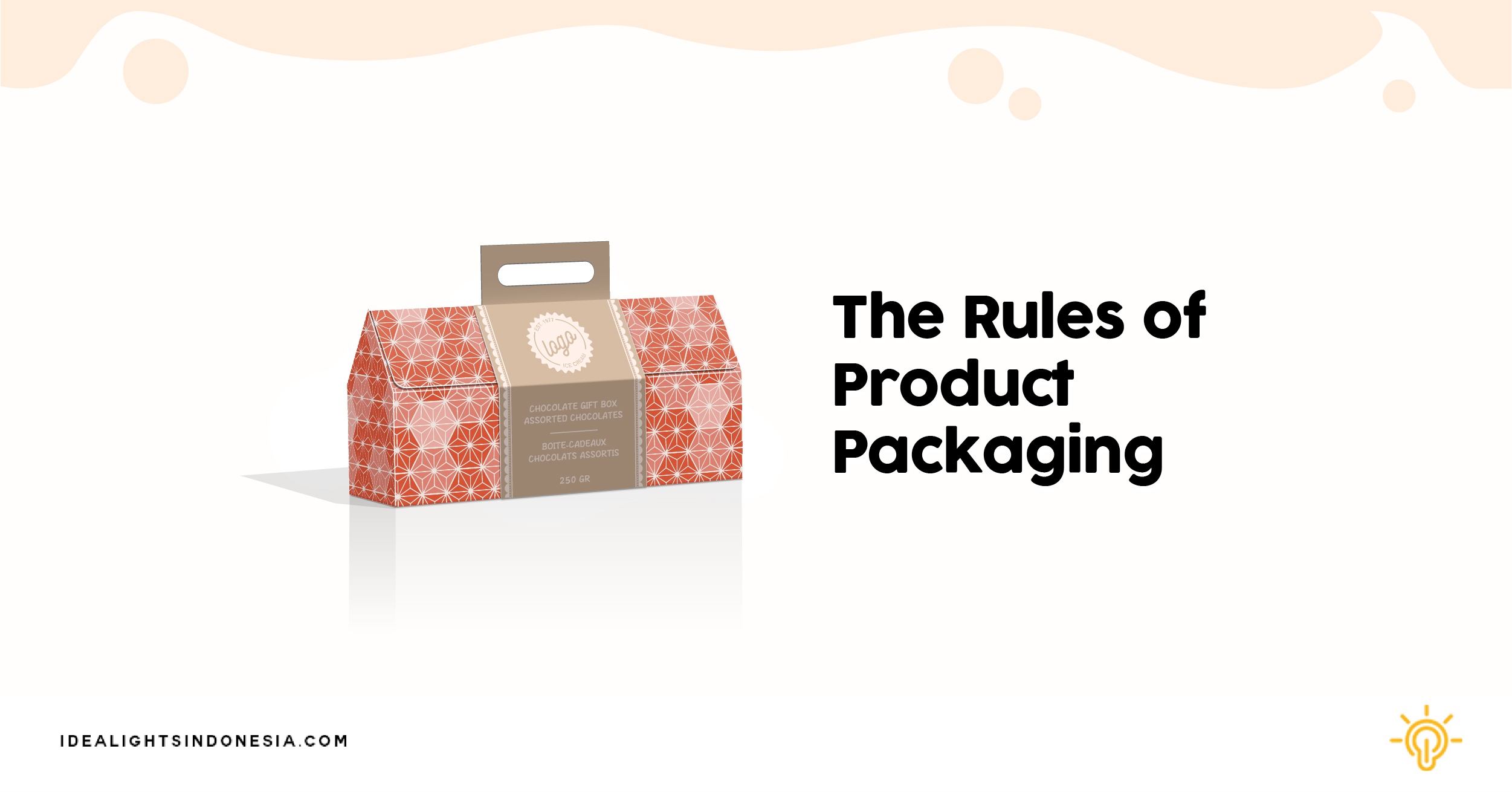 Rules of Packaging