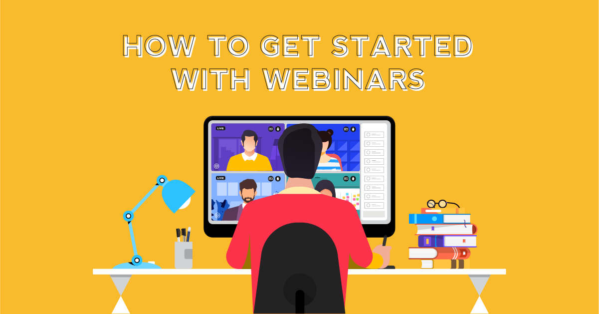 How to get started with Webinars
